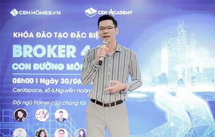 Khai giảng khóa Đào tạo broker 4.0 – Con đường môi giới