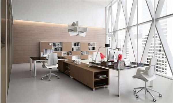 Thiết kế văn phòng 40m2 đẹp - nhỏ gọn - độc đáo