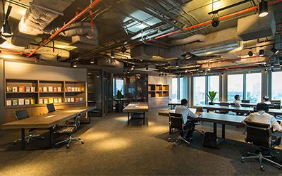 Phân biệt văn phòng chia sẻ và co-working space tại Hà Nội