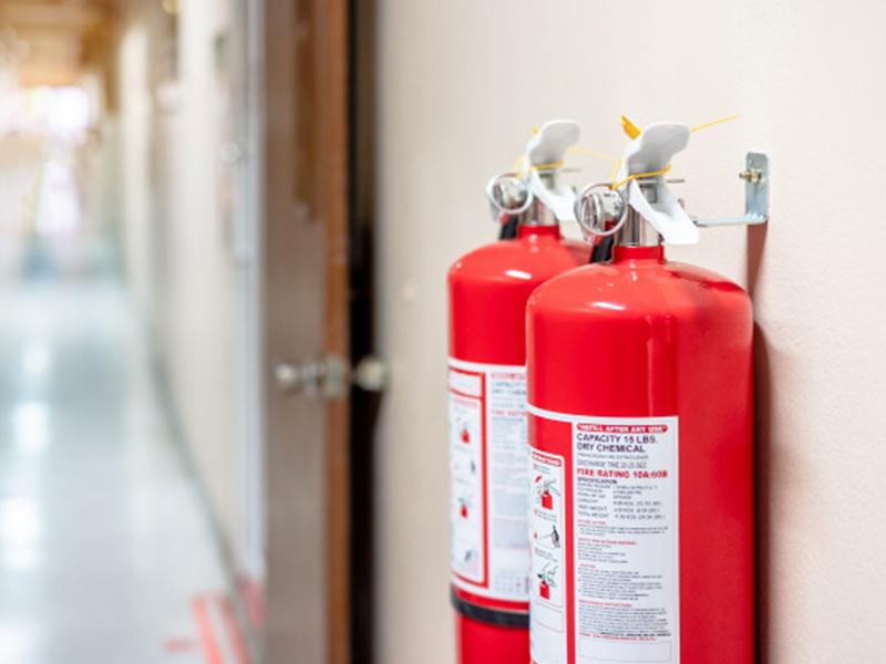 Tiêu chuẩn phòng cháy chữa cháy cho văn phòng làm việc hiện đại