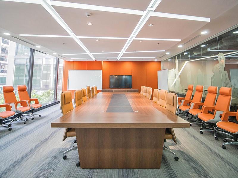 Bàn về những tiêu chuẩn thiết kế phòng họp đẹp (P1)