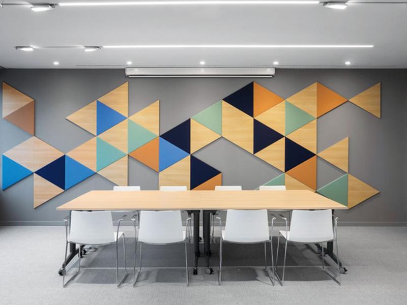 Bàn về những tiêu chuẩn thiết kế phòng họp đẹp (P2)