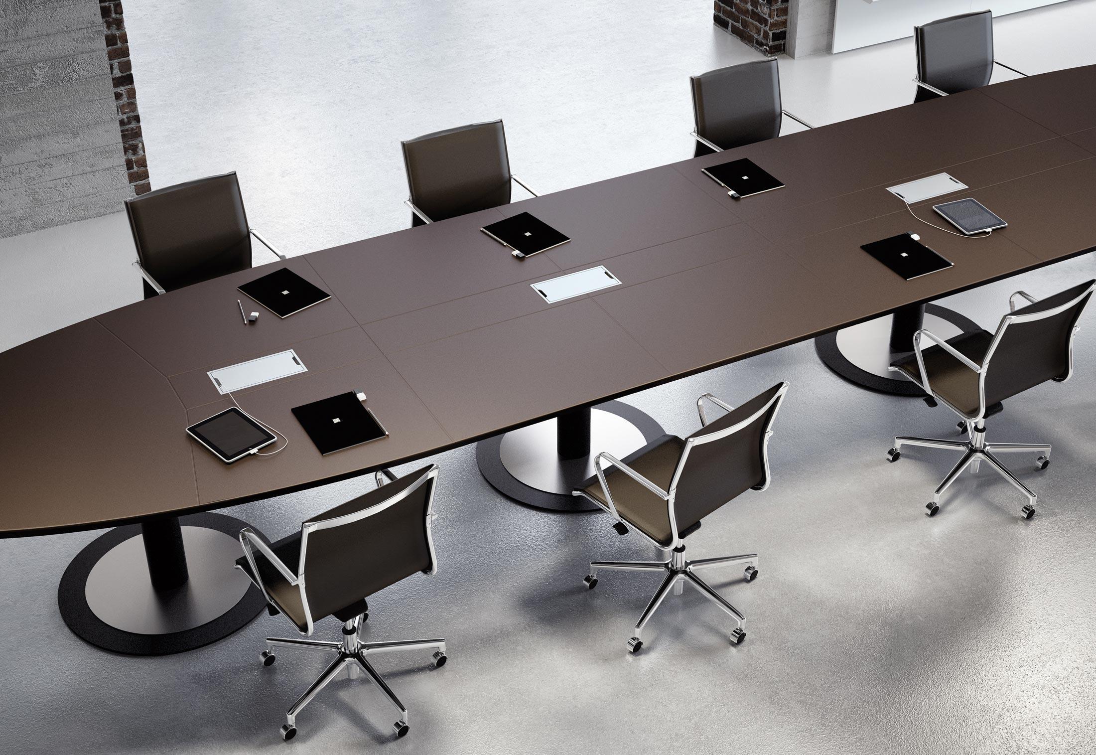 Kinh nghiệm chọn bàn ghế họp cho văn phòng làm việc hiện đại