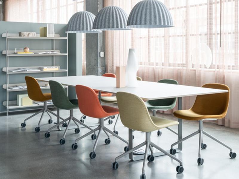 Mang phong cách Bắc Âu đến thiết kế phòng làm việc đẹp
