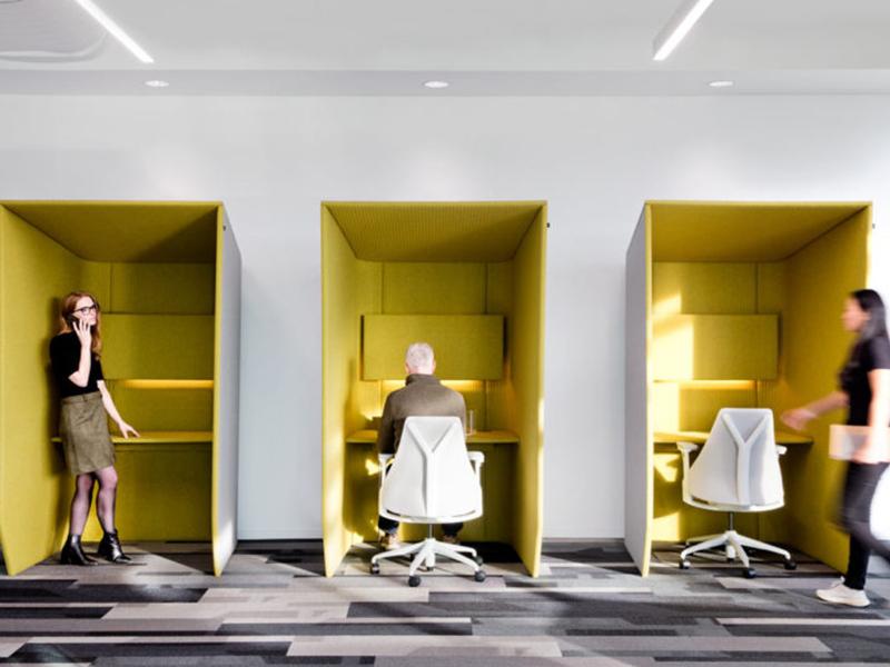 Top 5 phong cách thiết kế văn phòng làm việc 50m2 được yêu thích nhất