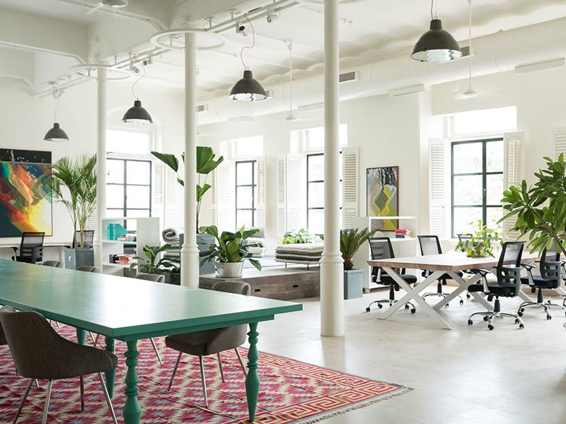 Ý tưởng thiết kế văn phòng 100m2 đẹp, sang trọng lại tiết kiệm