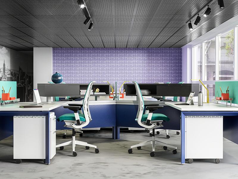Cách đơn giản để thiết kế văn phòng 30m2 đẹp, khoa học