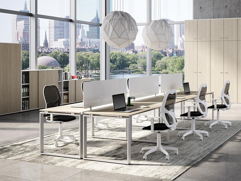 Những mẫu bàn ghế văn phòng hiện đại được ưa chuộng nhất năm 2021
