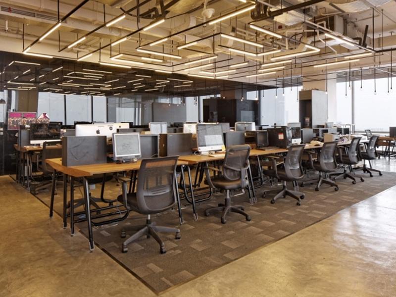 Bí quyết thiết kế văn phòng giá rẻ vừa đẹp vừa tiện lợi