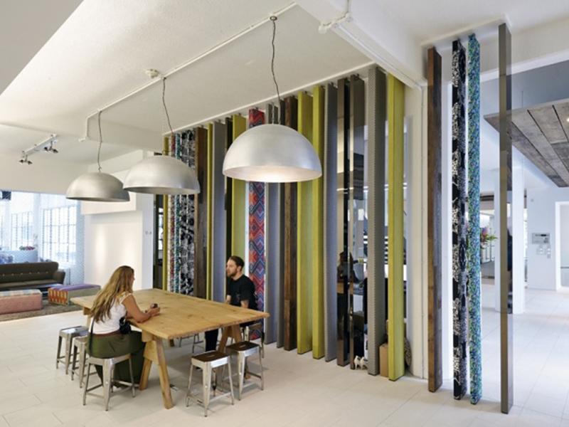 Làm thiết kế không gian văn phòng nhỏ trở nên rộng hơn